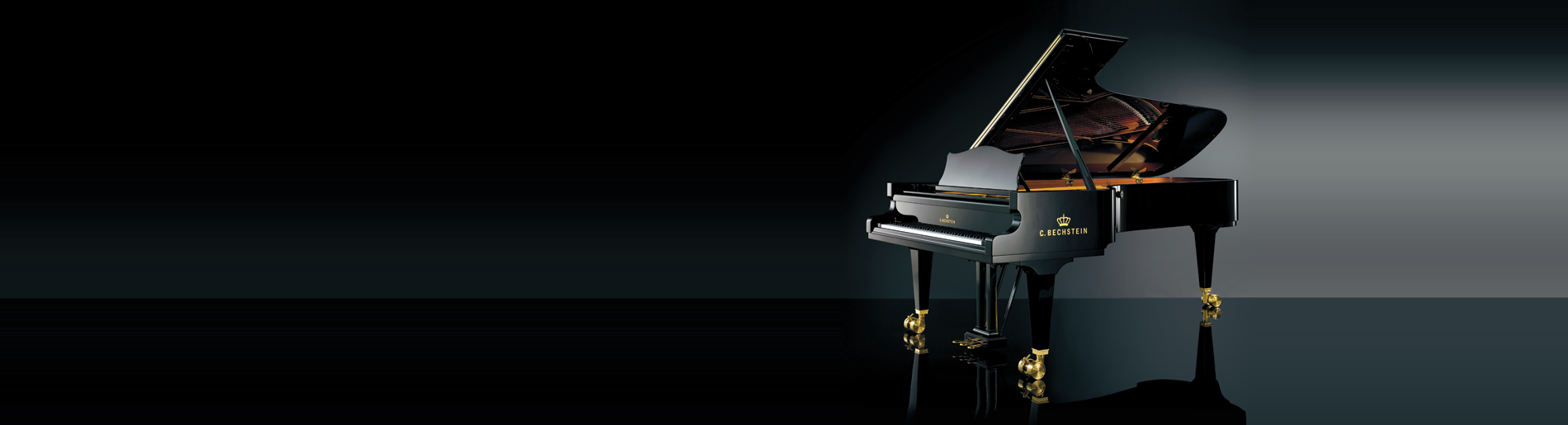 Bechstein grand piano